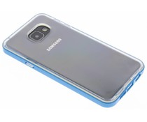 Blaues Bumper TPU Case für Samsung Galaxy A3 (2016)
