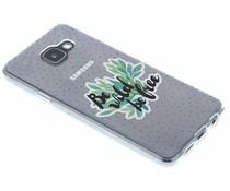 Design TPU Hülle für Samsung Galaxy A3 (2016)