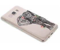 Tieren-Design TPU Hülle für Samsung Galaxy J7 (2016)