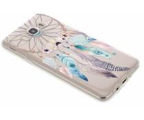 Traumfänger Design TPU Hülle für Samsung Galaxy J7 (2016)