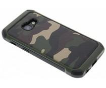 Camouflage Hardcase-Hülle für Samsung Galaxy A3 (2017)