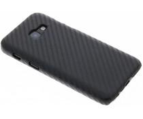 Carbon Look Hardcase-Hülle für Samsung Galaxy A3 (2017)