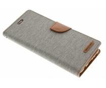 Mercury Goospery Canvas Diary Case für Samsung Galaxy S8 Plus