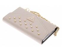 Guess Studded Wallet  Clutch Case für das iPhone 6/6s - Gold