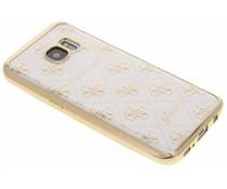 Guess Scarlett TPU Case für das Samsung Galaxy S7 - Gold