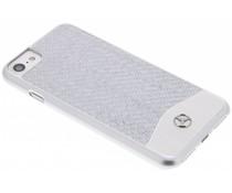 Mercedes-Benz Carbonfaser Hardcase für das iPhone 8 / 7 - Silber