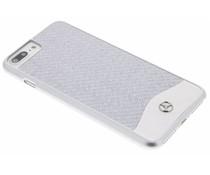 Mercedes-Benz Carbonfaser Hardcase für das iPhone 8 Plus / 7 Plus - Silber