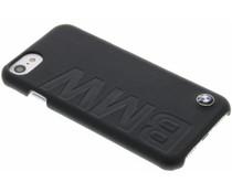 BMW Real Leather Hardcase für das iPhone 8 / 7 - Schwarz