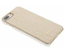 Mozo Wood Back Cover für das iPhone 8 Plus / 7 Plus - Light Oak