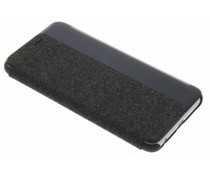 Huawei Dunkelgraues Smart View Cover für das P10