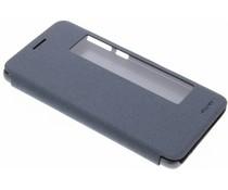 Nillkin Schwarze Sparkle Slim Booktype-Hülle für das Huawei Mate 9 Pro