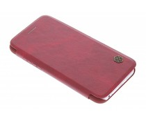 Nillkin Qin Leather Slim Booktype-Hülle für das iPhone 6/6s - Rot