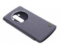 Nillkin Qin Window View Case für das LG G4 - Schwarz