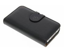 Celly Ambo Magnetic Folio Case für das iPhone 4/4s - Schwarz