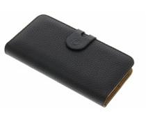 Celly Ambo Magnetic Folio Case für das Samsung Galaxy Alpha - Schwarz