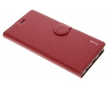 Fonex Identity BookCase für das Huawei P9 Plus - Rot