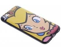Super Mario Flexible TPU Case für das iPhone 6/6s - Peach