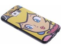 Super Mario Flexible TPU Case für das Samsung Galaxy S6 - Peach