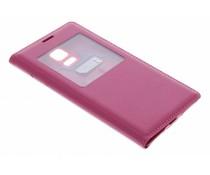 Flip Cover mit Fenster für das Samsung Galaxy S5 Mini