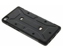 Schwarzer Xtreme Defender Hardcase für das Huawei P8