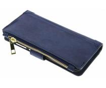 Blaue luxuriöse Portemonnaie-Hülle für Huawei P10 Lite