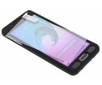Einfarbig schwarzer 360° Protect Case für das Samsung Galaxy A3 (2016)