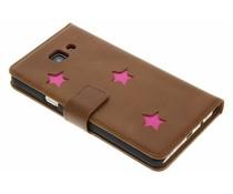 Fabienne Chapot Pink Reversed Star Booktype für das Samsung Galaxy A5 (2016)