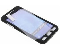 Einfarbiges schwarzes 360° Protect Case für das Samsung Galaxy J5