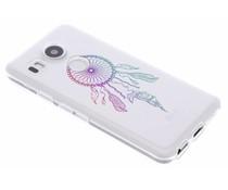 Multicolor Traumfänger Design TPU Hülle für LG Nexus 5X