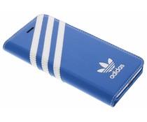 adidas Originals Originals Booklet Case für iPhone 8 / 7 - Blau/Weiß