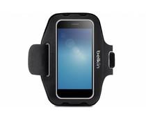 Belkin Sport-Fit Armband für 5 Zoll Smartphones - Schwarz