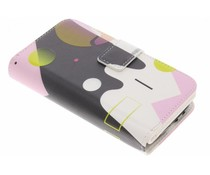 Design TPU Portemonnaie für das Samsung Galaxy S3 / Neo