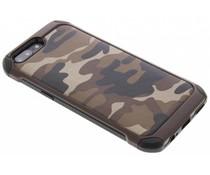 Braune Camouflage Hardcase-Hülle für OnePlus 5
