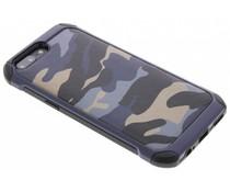 Blaue Camouflage Hardcase-Hülle für OnePlus 5