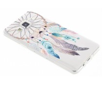 Traumfänger Watercolor TPU Hülle für Samsung Galaxy A5