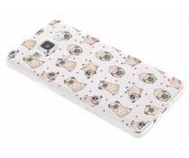Pug Love TPU Hülle für Samsung Galaxy A5