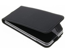 Accezz Schwarzer Flip Case für das iPhone Xs / X