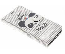 Design TPU Booktype Hülle für Samsung Galaxy S7 Edge