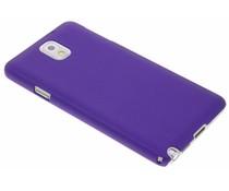 Unifarbene Hardcase-Hülle für Samsung Galaxy Note 3