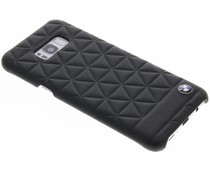 BMW Schwarzer Hexagon Hardcase Samsung Galaxy S8 Plus