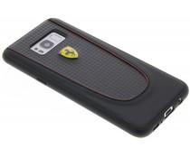 Ferrari Pit Stop Carbon Hardcover Samsung Galaxy S8 Plus