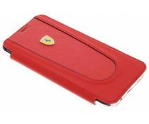 Ferrari Rotes Book Cover Samsung Galaxy S8 Plus