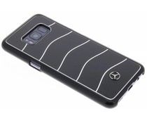 Mercedes-Benz Wave VIII Brushed Aluminium Case Samsung Galaxy S8