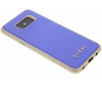 Guess iriDescent Softcase für das Samsung Galaxy S8 Plus