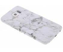 Marmor Look Hardcase Hülle für Samsung Galaxy S6