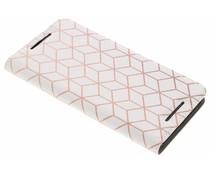 Cubes Design Booklet für LG Nexus 5X