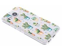 Kaktus Design TPU Hülle für LG Nexus 5X