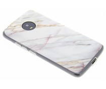 Marmor-Design TPU Hülle für Motorola Moto G5