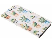 Kaktus Design Booklet für OnePlus 5