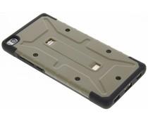 Grün Xtreme Defender Hardcase für das Huawei P8